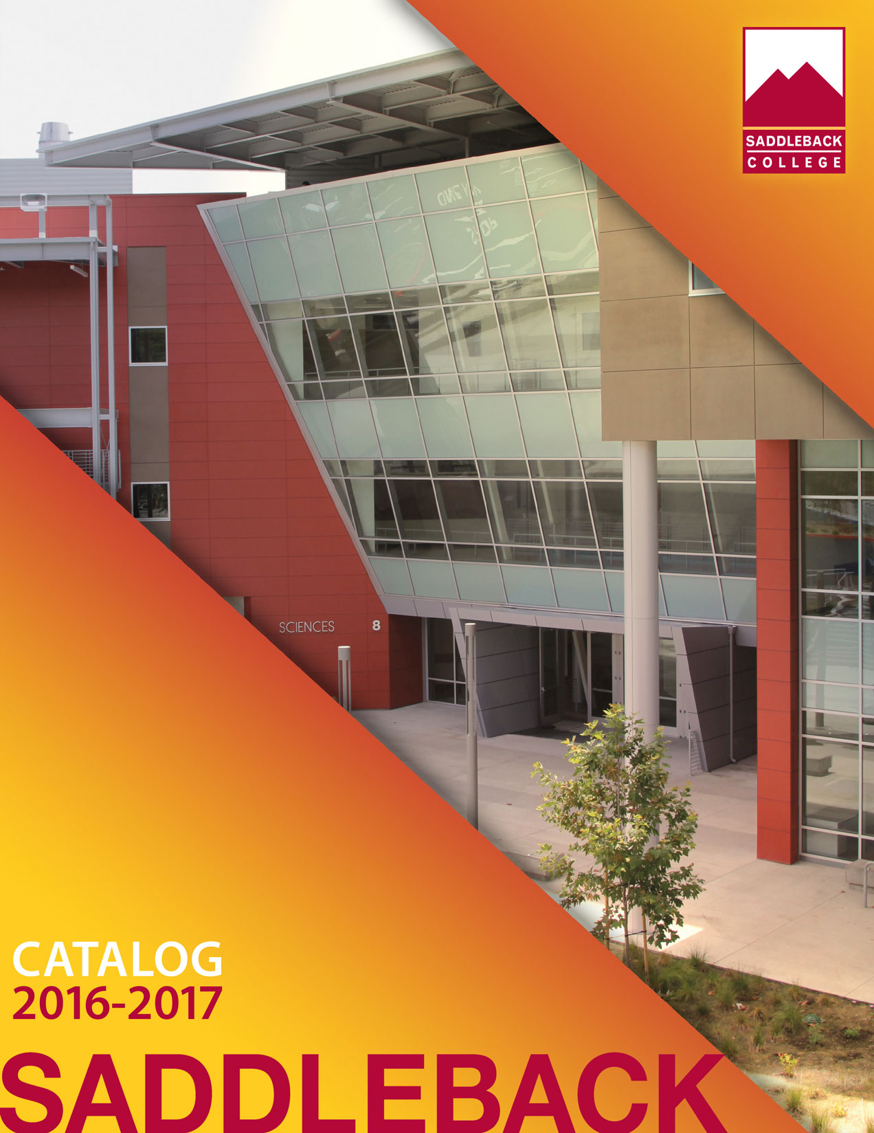 Saddleback College Catalog 2016-2017
